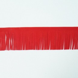 2m, 5m or 10m Suede Fringe 50mm Jacket Upholstery Fringing Trim Multiple Colours
