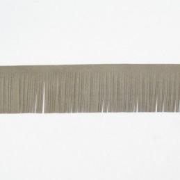2m, 5m or 10m Suede Fringe 50mm Jacket Upholstery Fringing Trim Multiple Colours