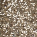 Nude All Over 3mm Sequins Fabric