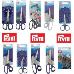 Prym Scissors Selection Tailors Shears,Pinking Shears & Embroidery