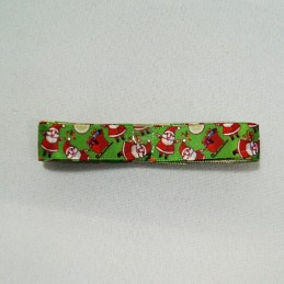 3 Metres 15mm Santa & Friends Collection Christmas Satin Ribbon Craft Decoration