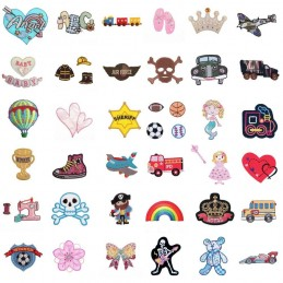 Children's Craft Factory Selection Iron On / Sew On Motif Applique
