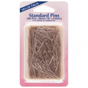 H670.60 - Extra Value Standard Pins: Nickel - 28mm, 600pcs
