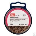 Straight 16mm Sequin & Bead Pins 25g Tub 021360