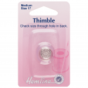 H222.M Thimble Metal Size 17 Medium