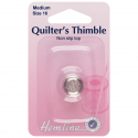 H300.M Quilters Premium Quality Medium Thimble