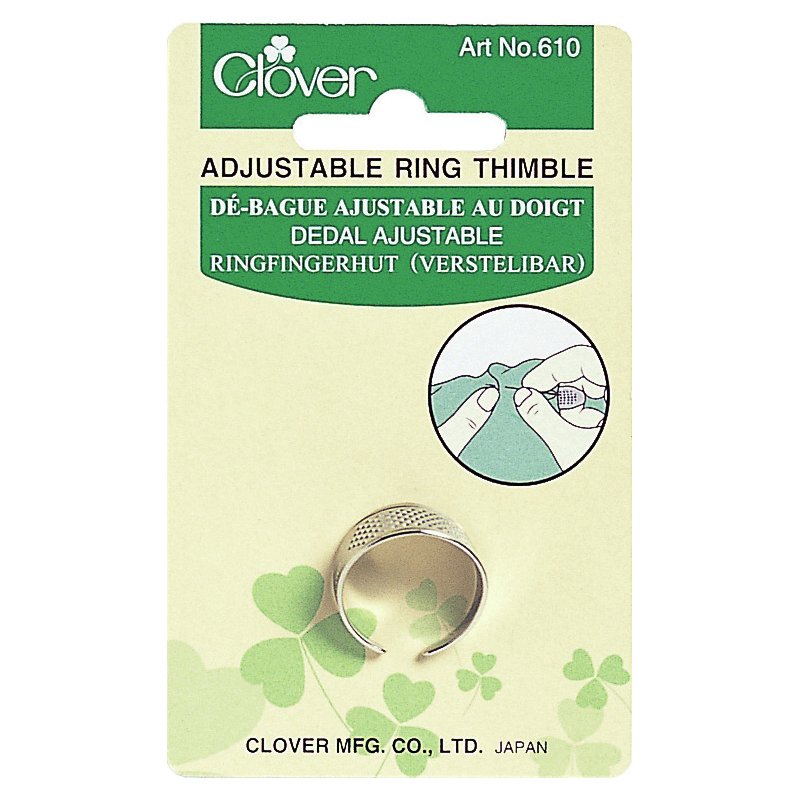 CL610 - Thimble Adjustable Ring