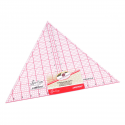 NL4173 Quilting Ruler: 60 Degree Triangle: 12 x 13.875 inch