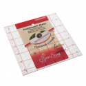 NL4177 Quilting Ruler: Square: 6.5 x 6.5 inch