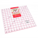 NL4178 Quilting Ruler: Square: 12.5 x12.5 inch