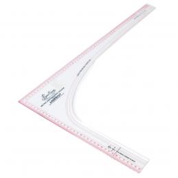 NL4197 L Shaped Ruler 36cm x 60cm
