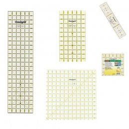 Prym Selection Of Patchwork Rulers Quilting Sewing Craft