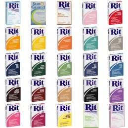Rit Dye Powder For Clothing & Fabrics