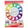 Sew Easy Colour Wheel with Tonal Estimator Patchwork