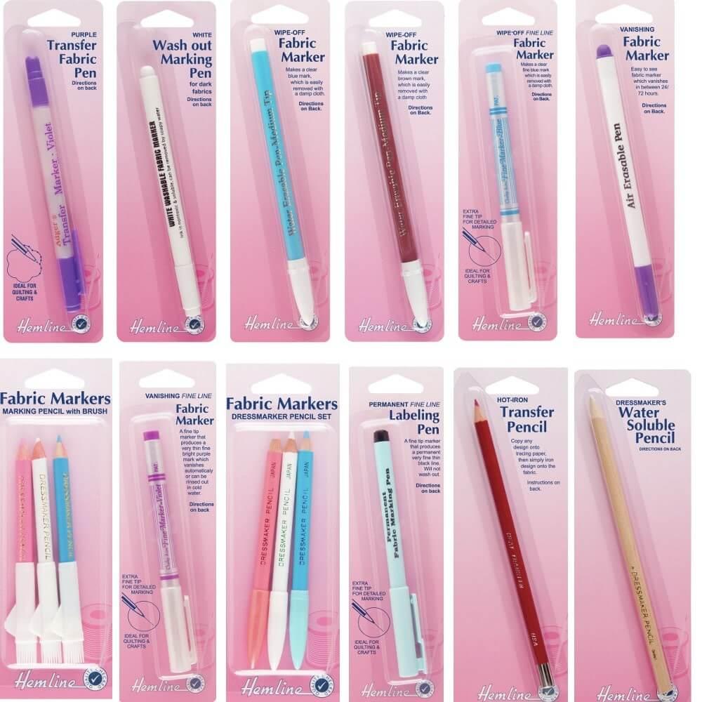 1. H289 Fabric Transfer Pen