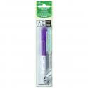 15. CL5032 Pen: Fabric Marker with Eraser: Air Erasable: Fine: Purple