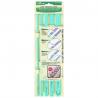 Clover Loop Pressing Bars 5 Pack 3D Applique Celtic Quilt Seam