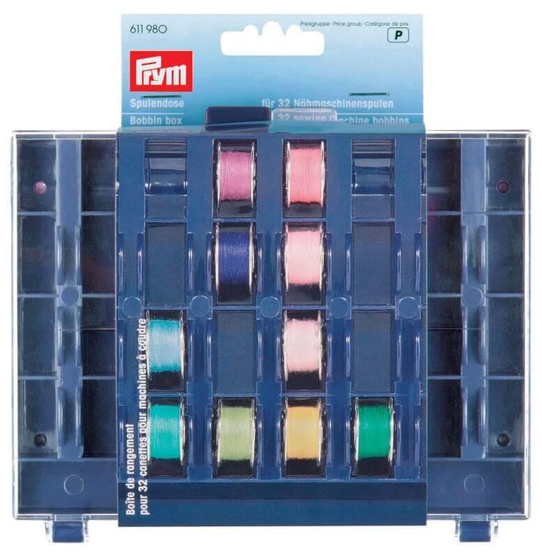 Prym 32 Bobbin Box Storage Sewing Machine