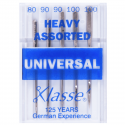 5. A6100.992 Sewing Machine Needles: Universal: Heavy: Assorted: Pieces