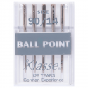 9. A6110.90 Sewing Machine Needles: Ball Point: 90/14: 5 Pieces