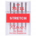 11. A6120.75 Sewing Machine Needles: Stretch: 75/11: 5 Pieces