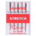 13. A6120.MIX Sewing Machine Needles: Stretch: Assorted: 5 Pieces
