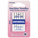 1. H100.100 Sewing Machine Needles: Universal: Heavy 100/16: 5 Pieces
