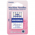 10. H100.991 Sewing Machine Needles: Universal: Mixed Fine: 5 Pieces