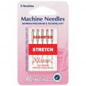 19. H102.99 Sewing Machine Needles: Stretch: Mixed: 5 Pieces
