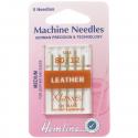 27. H104.80 Sewing Machine Needles: Leather: Medium 80/12: 5 Pieces
