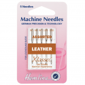 29. H104.99 Sewing Machine Needles: Leather: Mixed: 5 Pieces