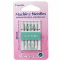 36. H106.90 Sewing Machine Needles: Quilting: Size 90/14: 5 Pieces