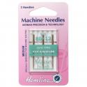 37. H106.T Sewing Machine Needles: Titanium: Quilting: Medium 80/12: 3 Pieces