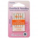 41. H107.F Overlocker/Serger Machine Needles: Type F: 80/12: 5 Pieces