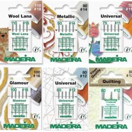 Madeira Sewing Machine Needles Full Selection