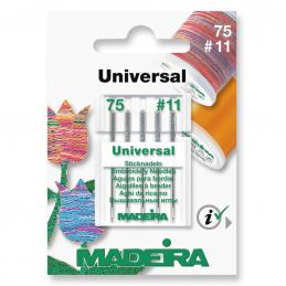 1. 9450 - Sewing Machine Needles: Universal Embroidery: 5 x Size 75