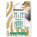 4. 9453 - Sewing Machine Needles: Glamour & Decora Embroidery: 5 x Size 110