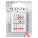 2. 2141102 -Sewing Machine Needles: Universal: 70/10: 5 Pieces