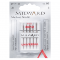 3. 2141103 - Sewing Machine Needles: Universal: 80/12: 5 Pieces