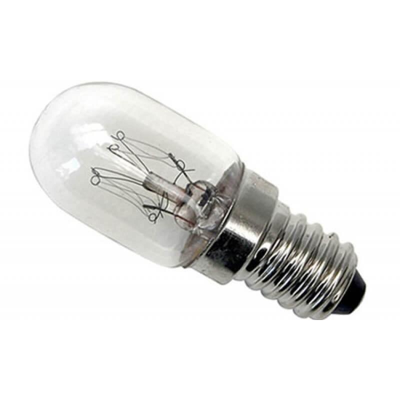 15w Screw In Sewing Machine Bulb or Appliances