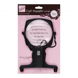 2. ANT262101 - Hands Free Neck Magnifier with LED Light