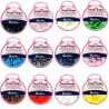 KAM 25 x 12.4mm Plastic Snaps Poppers Fasteners Buttons