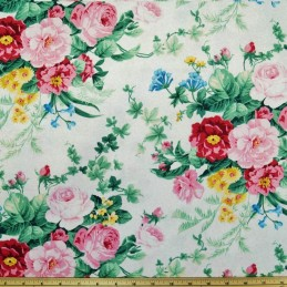 216-07 Julia's Garden Large Roses