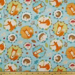 21504-63 Blue Fox & Friends