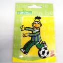 Bert Playing Football