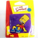 Simpsons Bart Purple Square