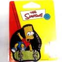 Simpsons Bart Skateboarding