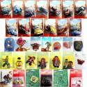 Sale Branded & Assorted Iron On Motifs Applique Patch Craft Disney Spongebob
