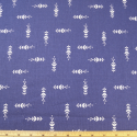 Meadow Grass Natural On Navy