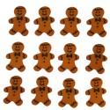 8945 Gingerbread Men